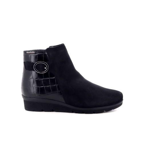 Mephisto damesschoenen boots zwart 209541