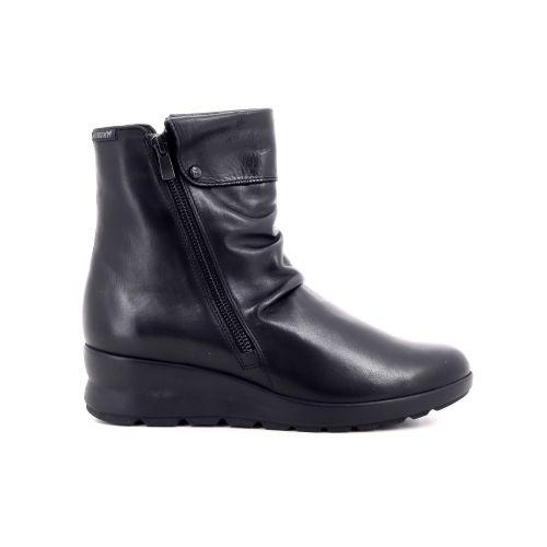 Mephisto damesschoenen boots zwart 209544