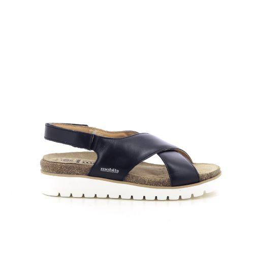 Mephisto damesschoenen sandaal zwart 212749