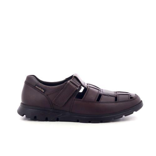 Mephisto herenschoenen sandaal bruin 205240