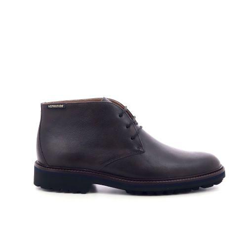 Mephisto herenschoenen boots bruin 209392