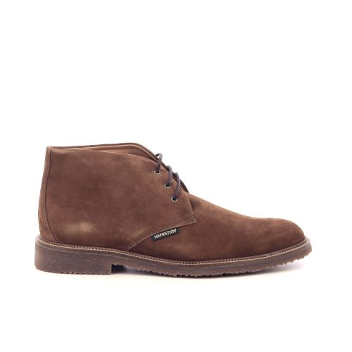 Mephisto herenschoenen boots cognac 217195