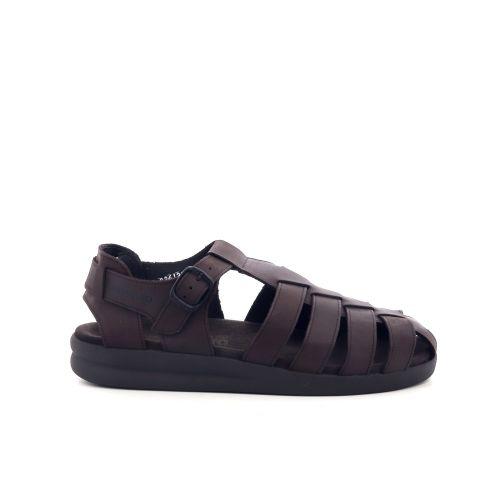 Mephisto herenschoenen sandaal d.bruin 205235