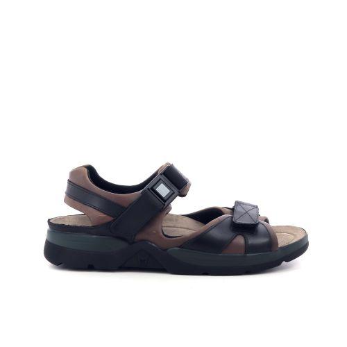 Mephisto herenschoenen sandaal d.bruin 205236