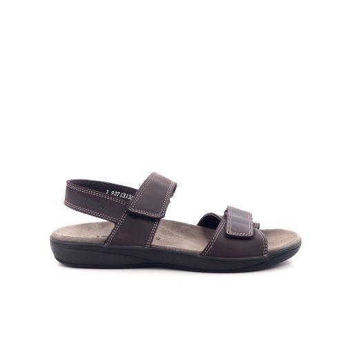 Mephisto herenschoenen sandaal d.bruin 205238