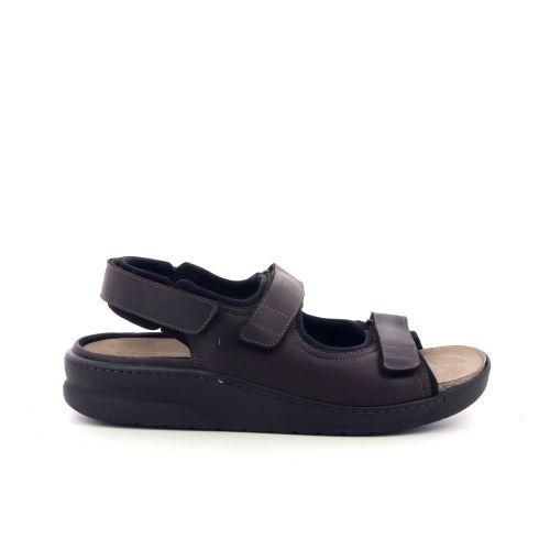 Mephisto herenschoenen sandaal d.bruin 213333