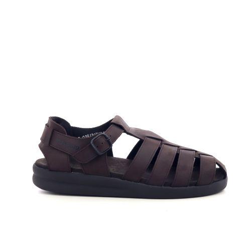 Mephisto herenschoenen sandaal d.bruin 213335