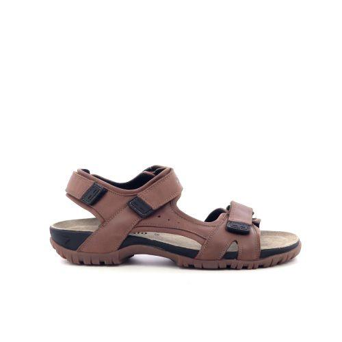 Mephisto herenschoenen sandaal naturel 205237
