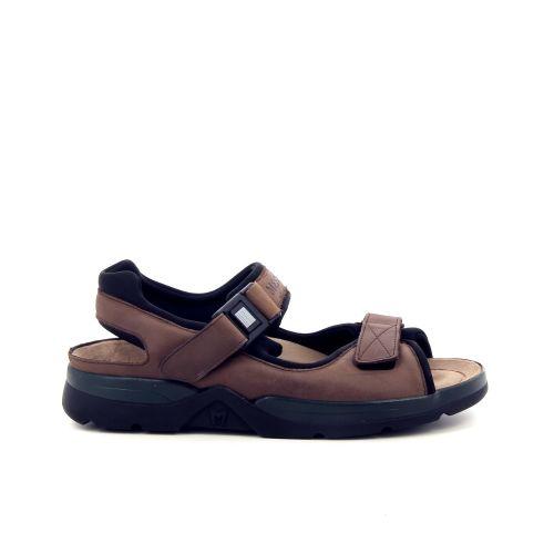 Mephisto koppelverkoop sandaal d.bruin 169874
