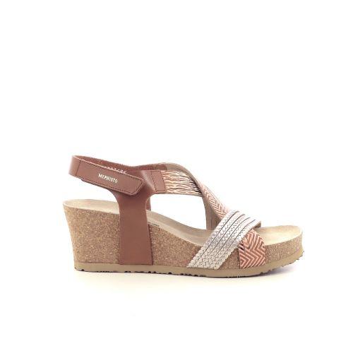 Mephisto  sandaal naturel 212759