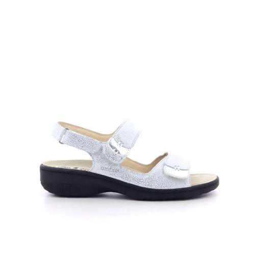 Mephisto  sandaal zilver 203715