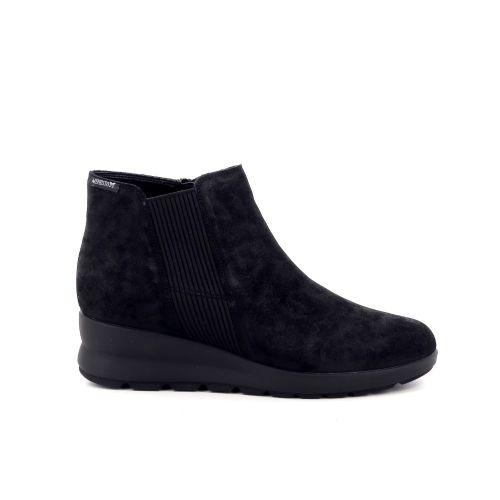 Mephisto  boots zwart 200288