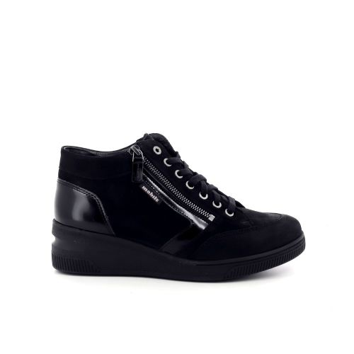 Mephisto  boots zwart 200290