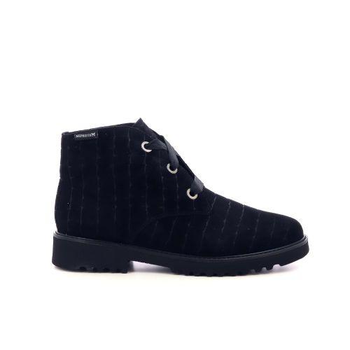 Mephisto  boots zwart 217305
