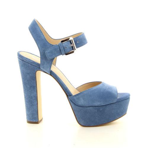 Michael kors damesschoenen sandaal jeansblauw 10179