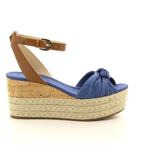 Michael kors damesschoenen sandaal jeansblauw 10176