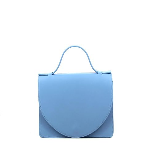 Mieke dierckx  handtas lichtblauw 216086