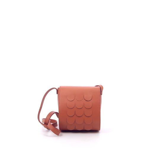 Mieke dierckx tassen handtas d.oranje 207019