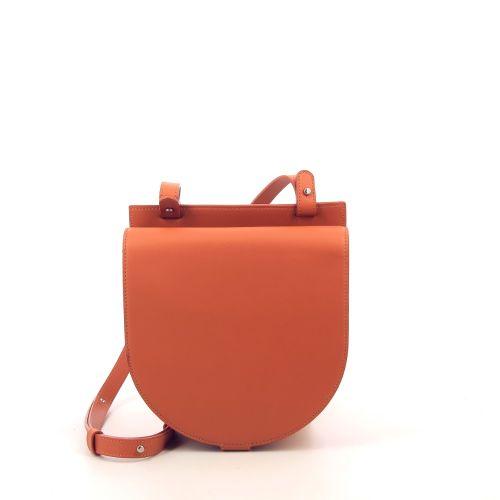 Mieke dierckx tassen handtas d.oranje 211953