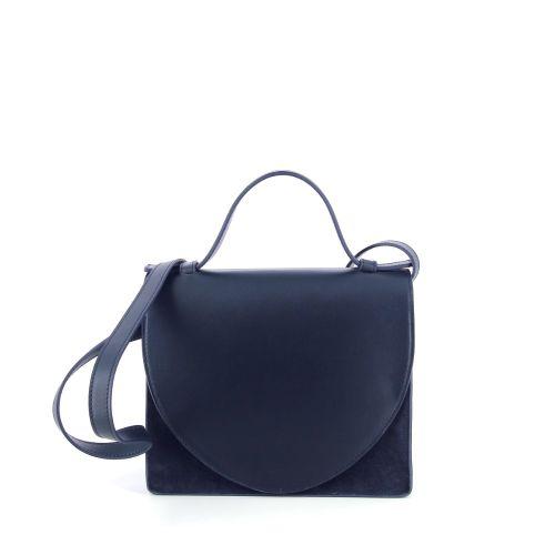 Mieke dierckx tassen handtas donkerblauw 203061