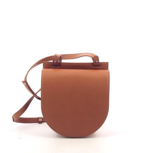Mieke dierckx tassen handtas l.cognac 211952