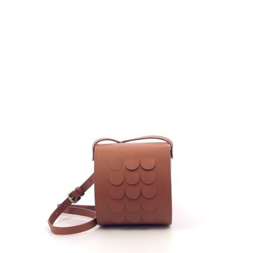 Mieke dierckx tassen handtas l.cognac 211957