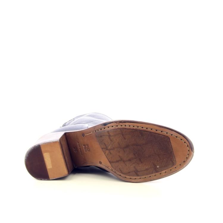 Mo ma damesschoenen boots blauwgrijs 194584