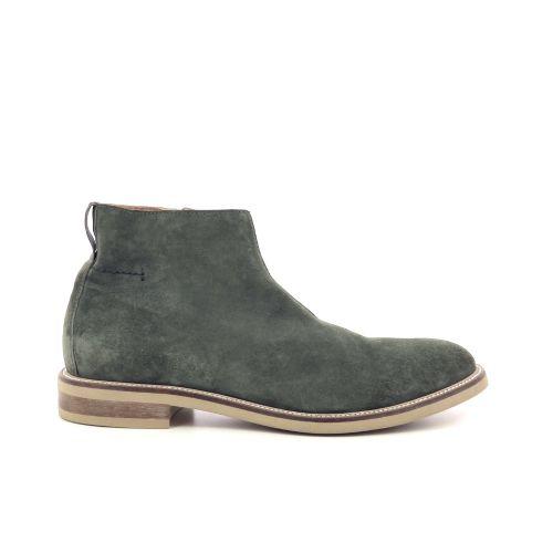 Mo ma herenschoenen boots kaki 205781