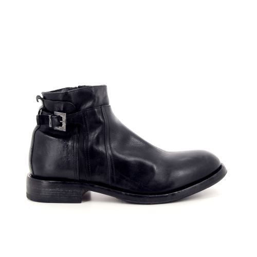 Mo ma herenschoenen boots zwart 178422