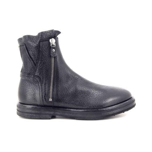Mo ma herenschoenen boots zwart 178424