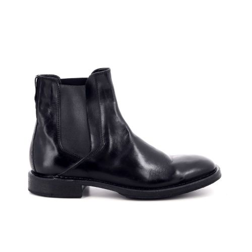 Mo ma herenschoenen boots zwart 199556