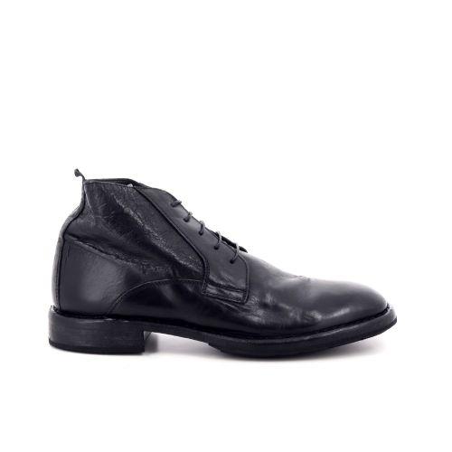 Mo ma herenschoenen boots zwart 199557