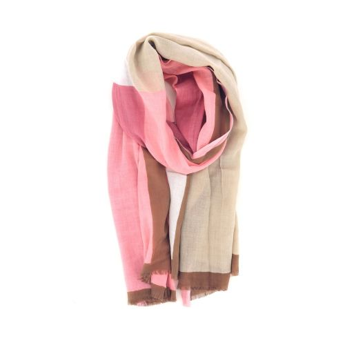 Moment by moment accessoires sjaals rose 217442