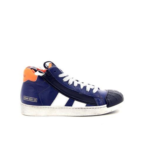Momino kinderschoenen sneaker blauw 176588