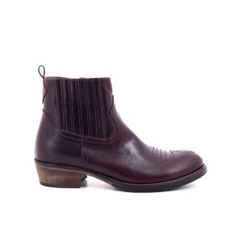 Momino kinderschoenen boots bordo 199534