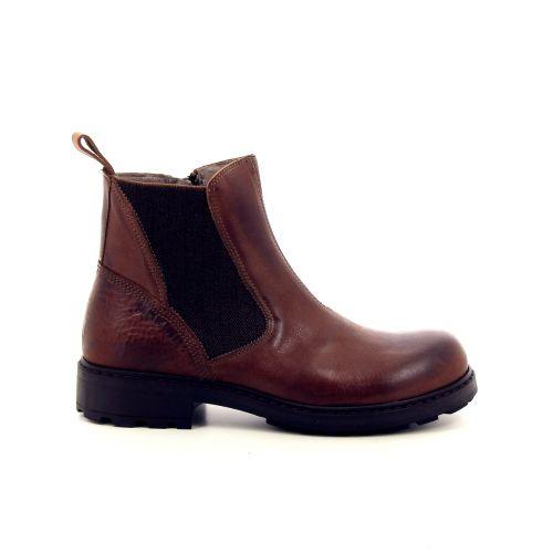 Momino kinderschoenen boots cognac 187733