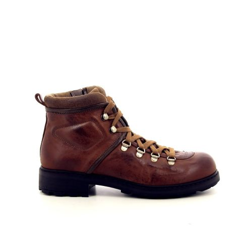 Momino kinderschoenen boots cognac 187734