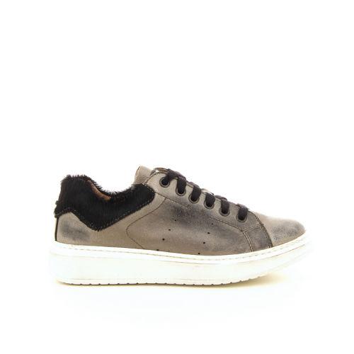 Momino kinderschoenen sneaker grijs 17739