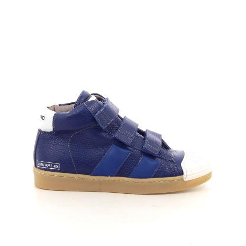 Momino kinderschoenen sneaker kobaltblauw 187730