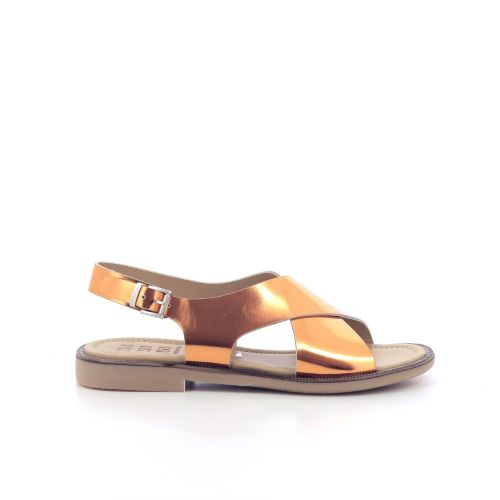 Momino kinderschoenen sandaal oranje 203844