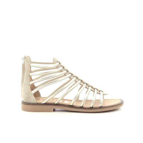 Momino kinderschoenen sandaal poederrose 203842