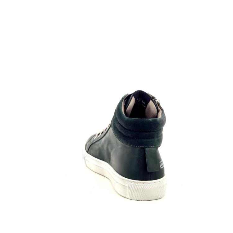 Momino kinderschoenen sneaker donkergroen 187725