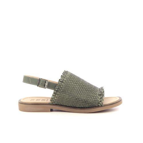 Momino  sandaal okergeel 212533