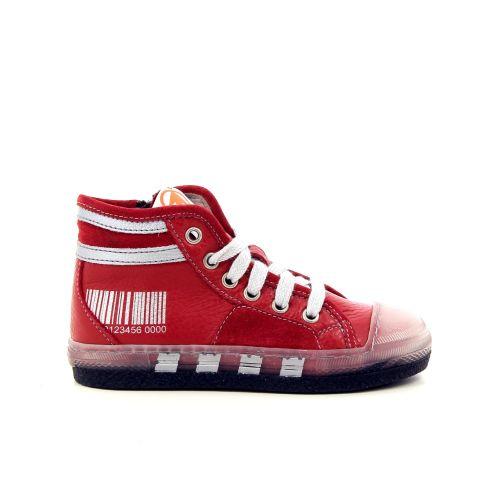 Momino  sneaker rood 187728