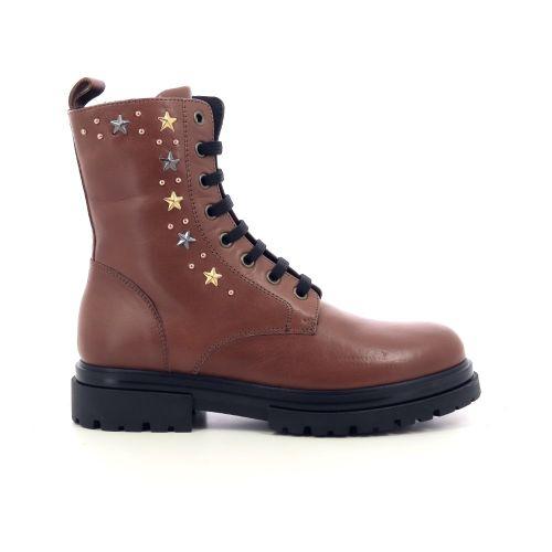 Morelli kinderschoenen boots cognac 218017