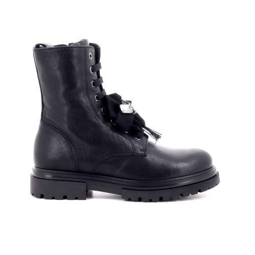 Morelli kinderschoenen boots zwart 218013