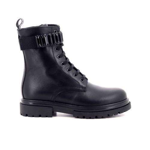 Morelli kinderschoenen boots zwart 218015
