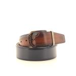 Moreschi accessoires riem blauw 22016