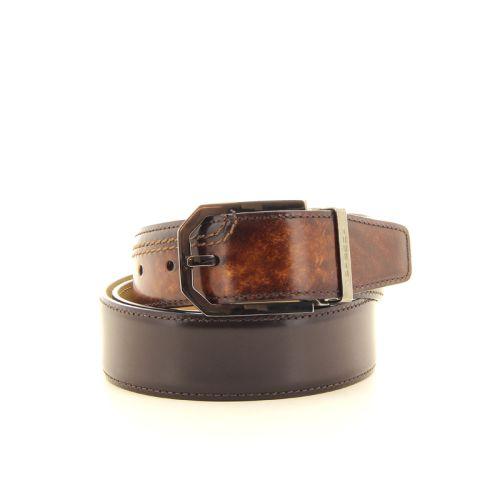 Moreschi accessoires riem bruin 22042