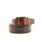 Moreschi accessoires riem bruin 22016